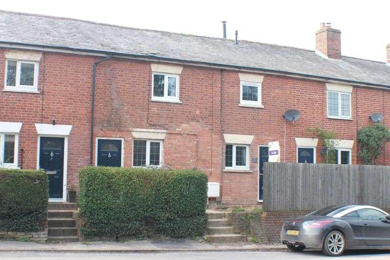 2 Bedrooms Terraced House for sale in THE CHAPEL, Sherborne St John, BASINGSTOKE