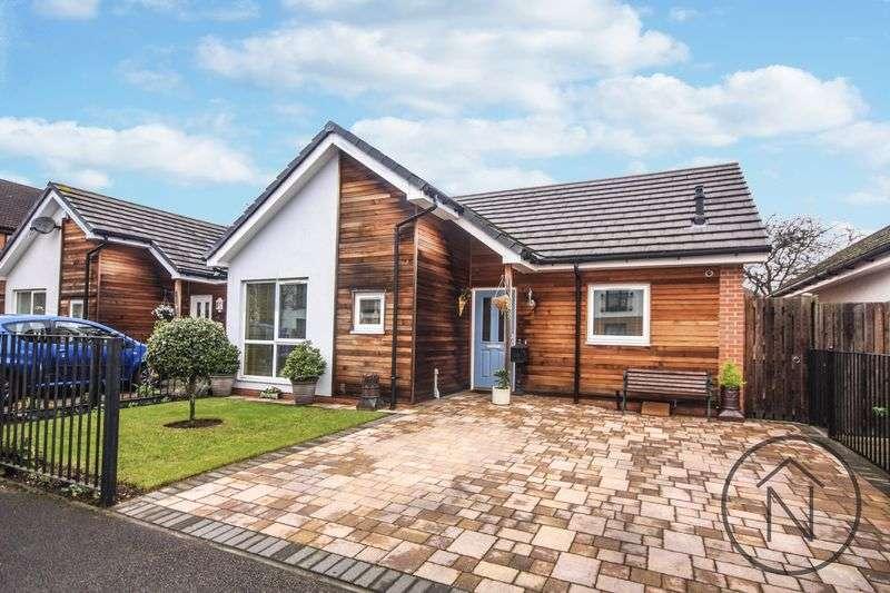 2 Bedrooms Semi Detached Bungalow for sale in Langdale Road, Billingham