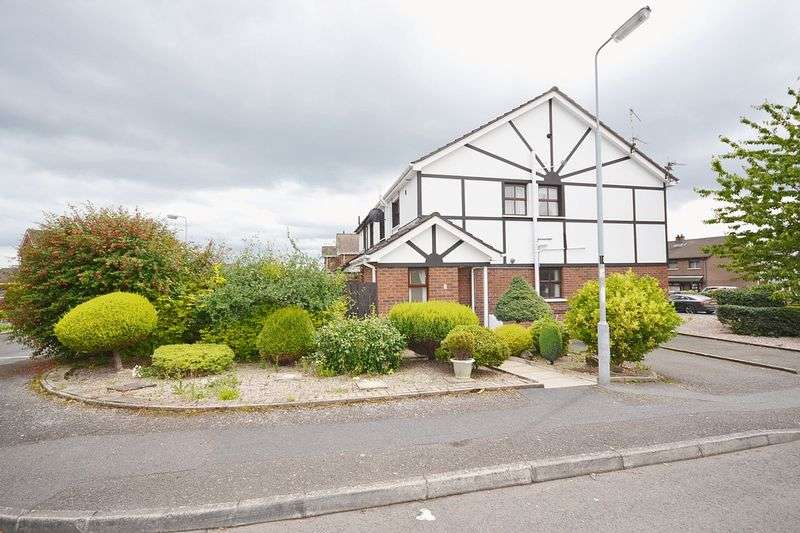 2 Bedrooms Flat for sale in Grasmere Park, Carrickfergus