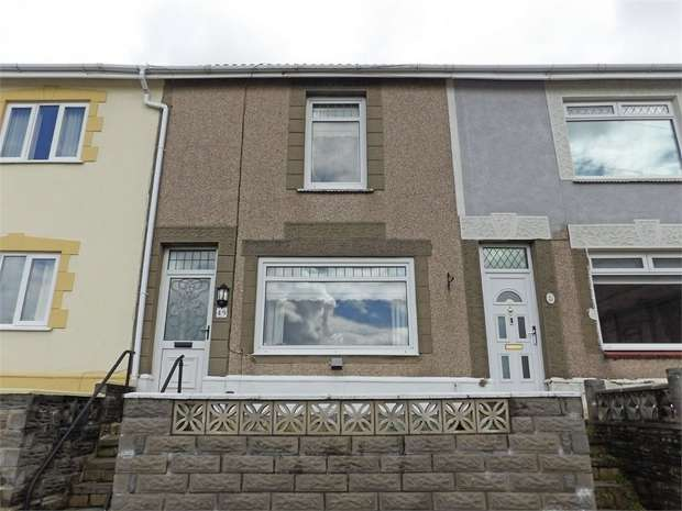 4 Bedrooms Terraced House for sale in Windmill Terrace, St Thomas, Swansea, West Glamorgan