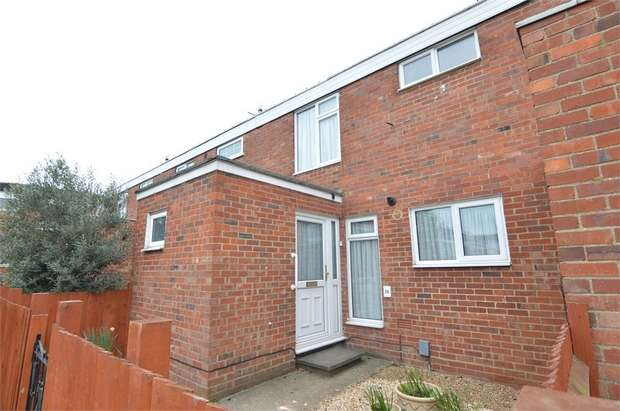 3 Bedrooms Terraced House for sale in Rowley Gardens, Cheshunt, Waltham Cross, Hertfordshire