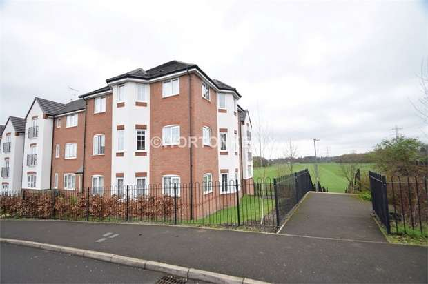 2 Bedrooms Flat for sale in Tame Crossing Court, WEDNESBURY, West Midlands