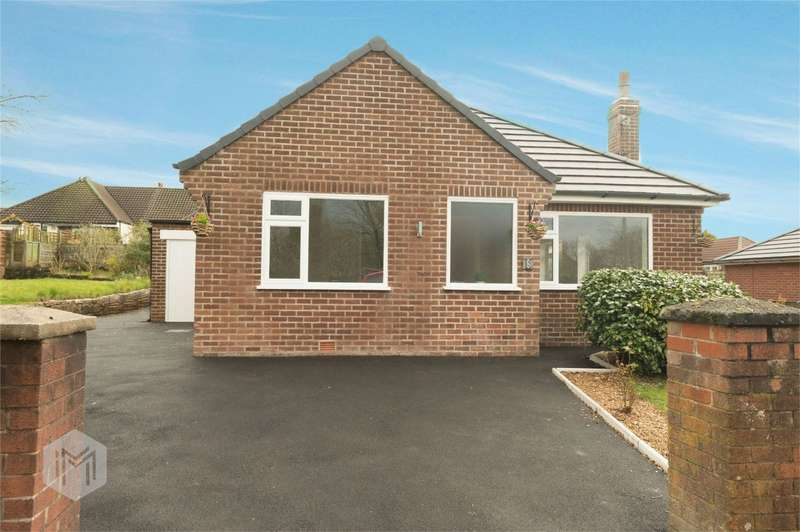 2 Bedrooms Detached Bungalow for sale in Stratford Avenue, Bury, Lancashire