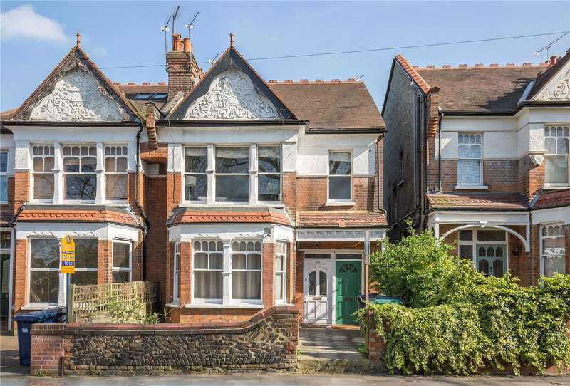 3 Bedrooms Maisonette Flat for sale in Woodside Lane, North Finchley, London, N12