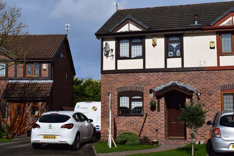 Property for sale in Foxleigh, Liverpool