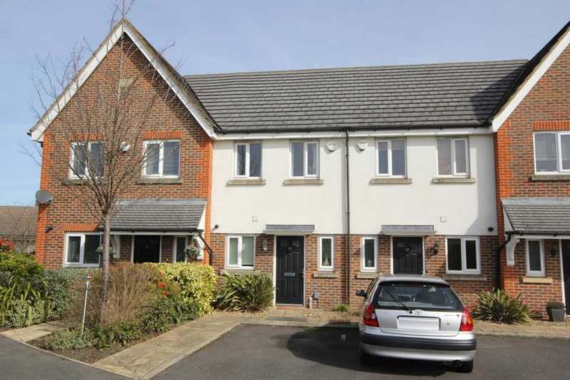 2 Bedrooms House for sale in 2 DOUBLE BEDROOM with IMPRESSIVE VAULTED CEILING to BEDROOM 2. PARKING.