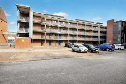 2 Bedrooms Flat for sale in Cardigan House Block E, 1 Adelaide Lane, Sheffield, South Yorkshire