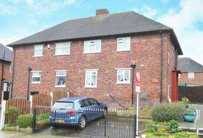 3 Bedrooms Semi Detached House for sale in Rainbow Avenue, Sheffield, South Yorkshire