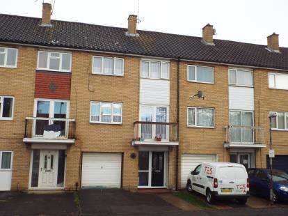 4 Bedrooms Terraced House for sale in Basildon, Essex, United Kingdom