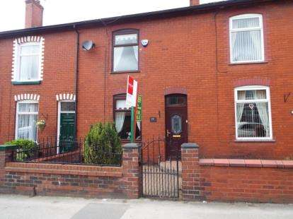 2 Bedrooms Terraced House for sale in Leigh Road, Atherton, Manchester, Greater Manchester