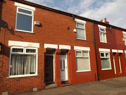 2 Bedrooms End Of Terrace House for sale in Brailsford Road, Ladybarn, Manchester, Greater Manchester
