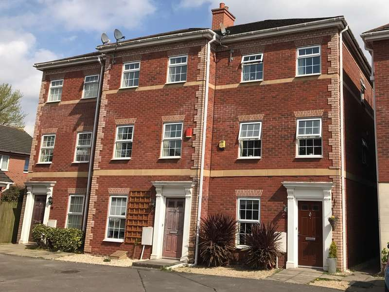 4 Bedrooms Town House for sale in Clos Halket, Canton, Cardiff