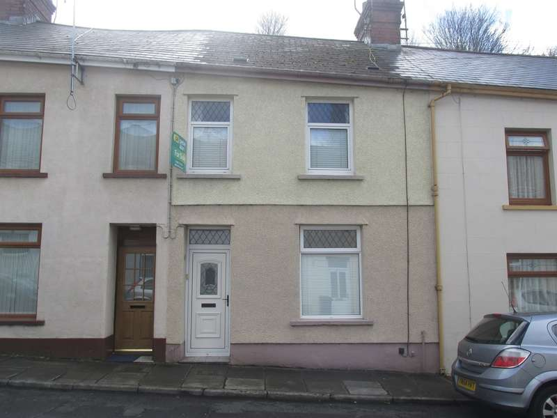 2 Bedrooms Terraced House for sale in Trevethick Street, Merthyr Tydfil