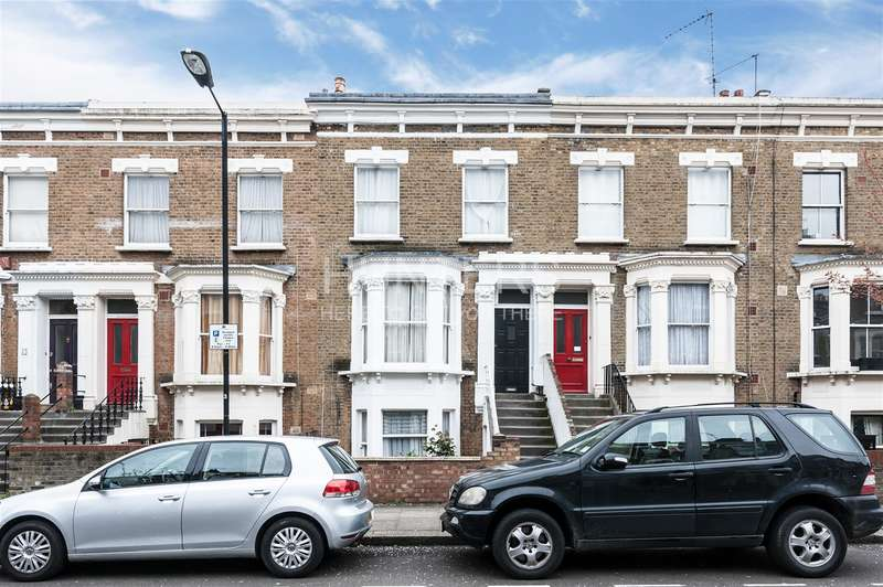 1 Bedroom Apartment Flat for sale in Fordingley Road, London, W9 3HF