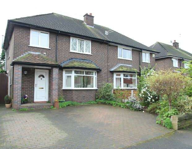 3 Bedrooms Semi Detached House for sale in Old Meadow Lane, Hale