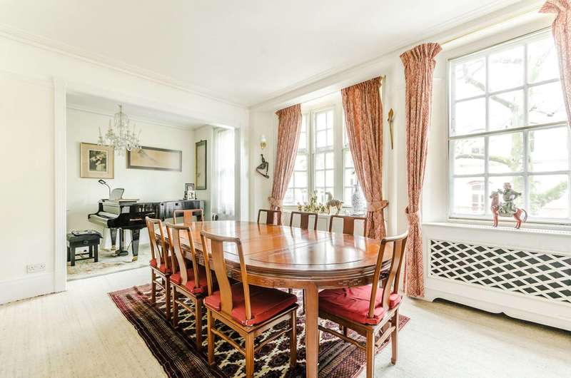 4 Bedrooms Flat for sale in Old Brompton Road, South Kensington, SW5