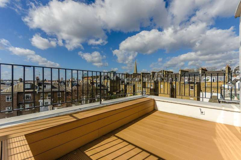 2 Bedrooms Flat for sale in Harcourt Terrace, Chelsea, SW10