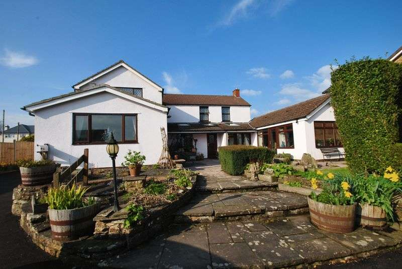 5 Bedrooms Detached House for sale in BERRY HILL, NR. COLEFORD, GLOUCESTERSHIRE