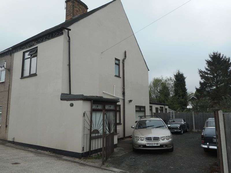 3 Bedrooms Semi Detached House for sale in Heath End Road, Nuneaton