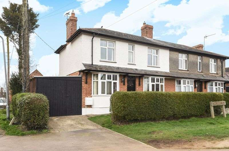 3 Bedrooms Semi Detached House for sale in Chaloners Hill, Buckingham