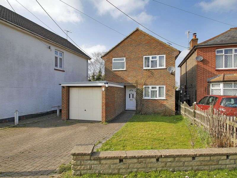 3 Bedrooms Detached House for sale in Church Lane, Copthorne, West Sussex
