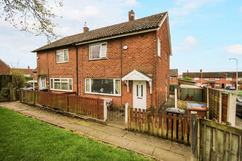 3 Bedrooms Semi Detached House for sale in Gorse Drive, Little Hulton M38 9UA