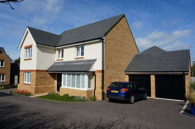 5 Bedrooms Detached House for sale in Puffin Close, Bude