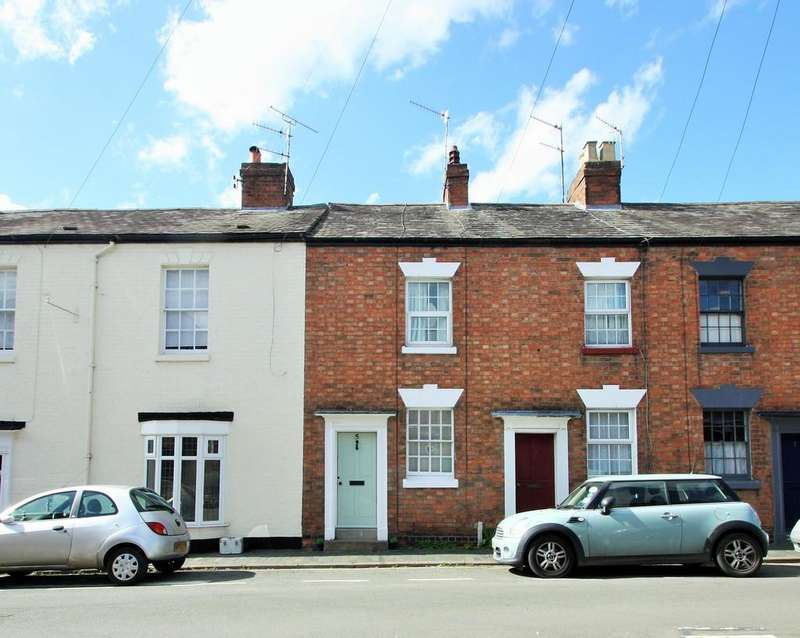 2 Bedrooms Terraced House for sale in Great William Street, Stratford upon Avon