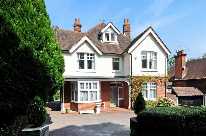 6 Bedrooms Detached House for sale in Milbourne Lane, Esher, Surrey, KT10