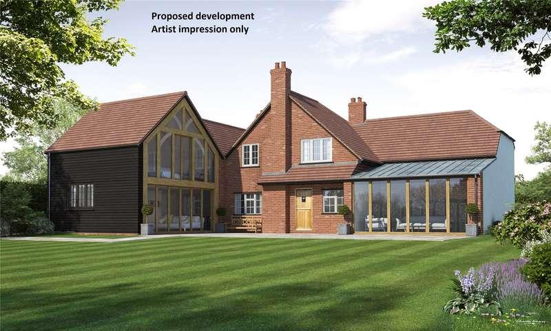 5 Bedrooms Detached House for sale in Sickles Lane, Kingsley, Hampshire, GU35