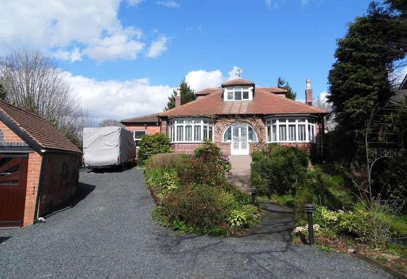 5 Bedrooms Detached Bungalow for sale in Houndsfield Lane, Tidbury Green