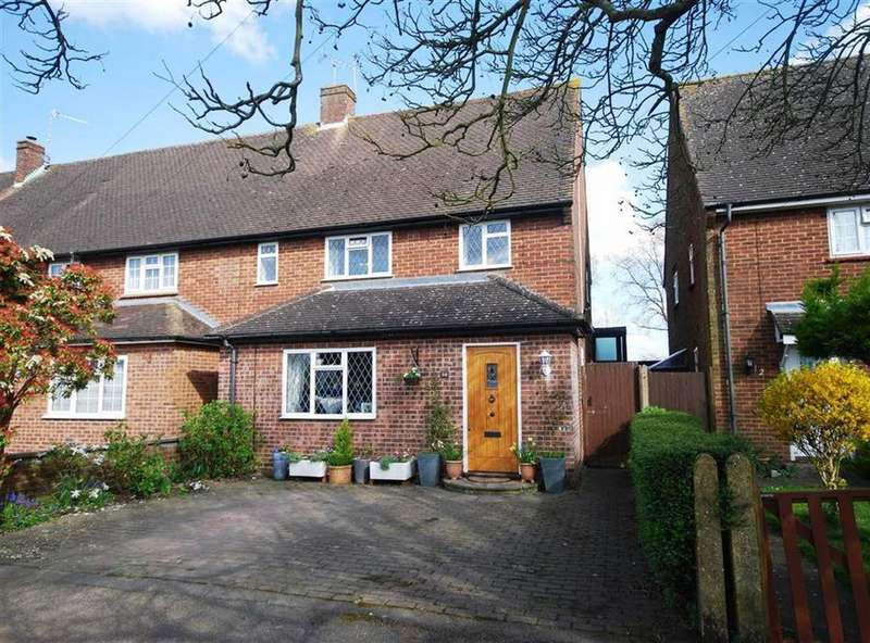 4 Bedrooms Semi Detached House for sale in Hillcrest Road, Shenley