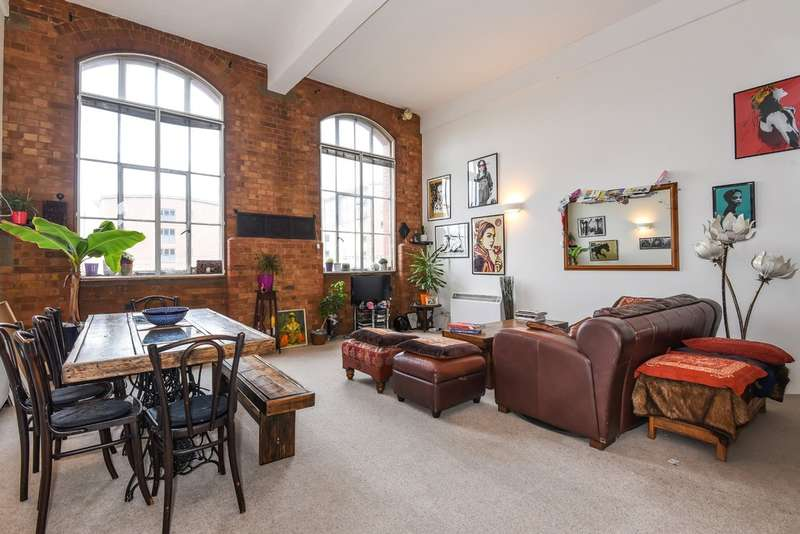 2 Bedrooms Flat for sale in Manhattan Building, Bow Quarter