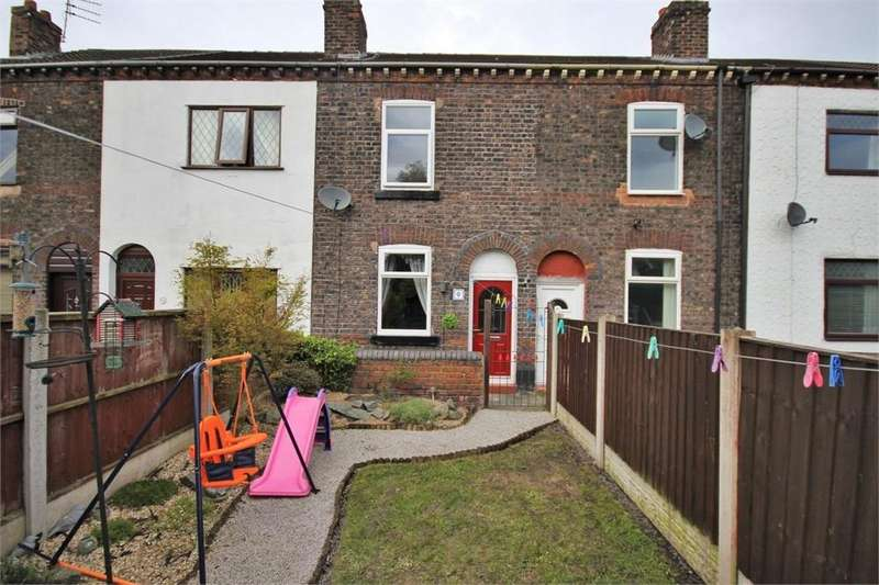 2 Bedrooms Terraced House for sale in Broadheath Terrace, WIDNES, Cheshire