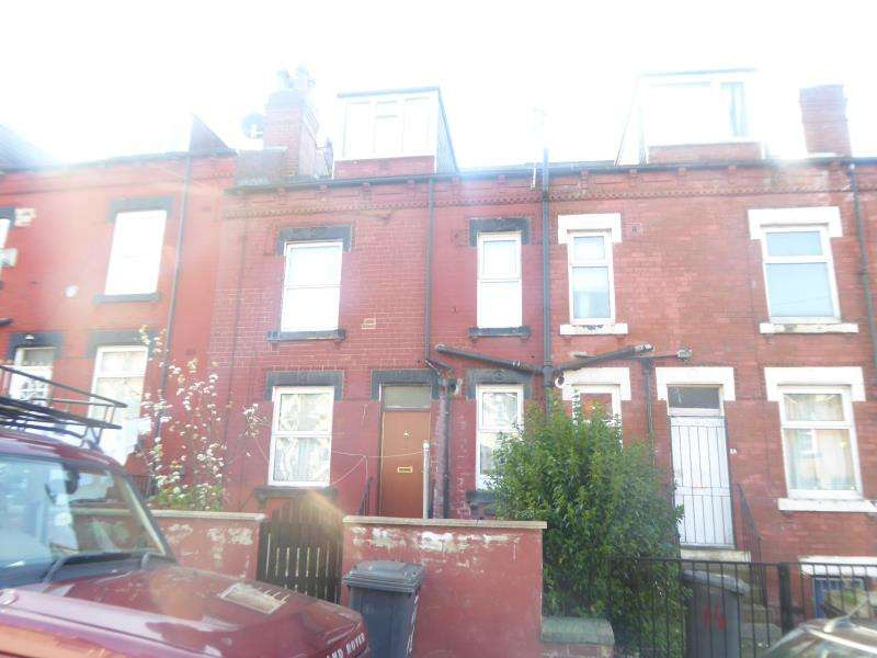 2 Bedrooms House for sale in Ashton Street, Harehills, LS8