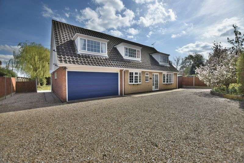 5 Bedrooms Detached House for sale in Church Lane, Torksey, Lincoln