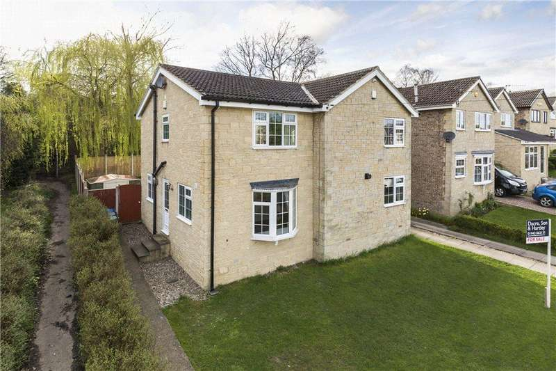 4 Bedrooms Detached House for sale in Heather Rise, Burley in Wharfedale, Ilkley, West Yorkshire