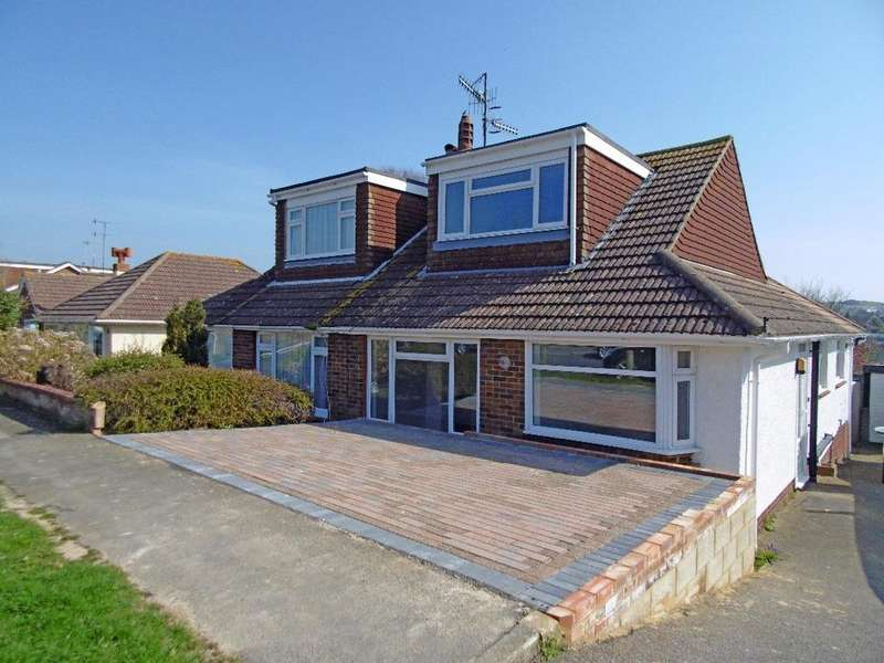 3 Bedrooms Semi Detached House for sale in Oakdene Crescent Portslade East Sussex BN41