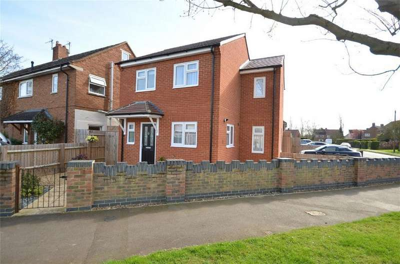 3 Bedrooms Detached House for sale in Whiston Crescent, CLIFTON, Bedfordshire