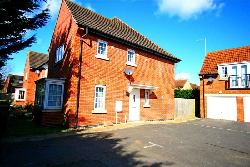 3 Bedrooms End Of Terrace House for sale in Tully Close, Bourne, PE10