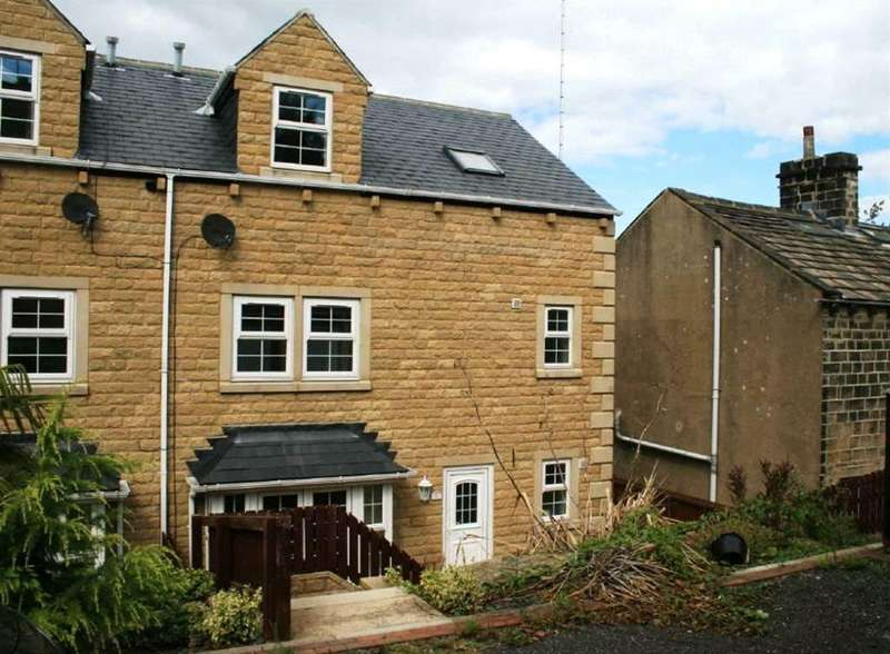 5 Bedrooms Semi Detached House for sale in Chiltern Court, Rodley, Leeds