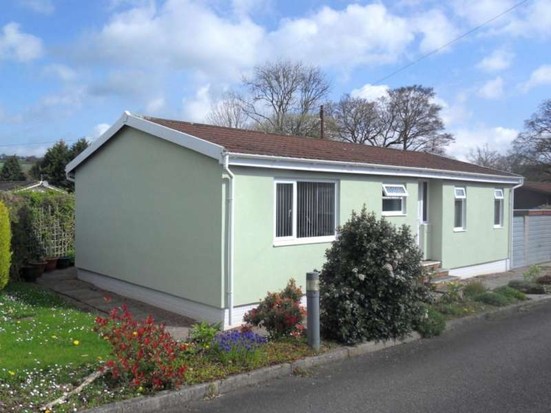 2 Bedrooms Park Home Mobile Home for sale in Six Acre, Pathfinder Village