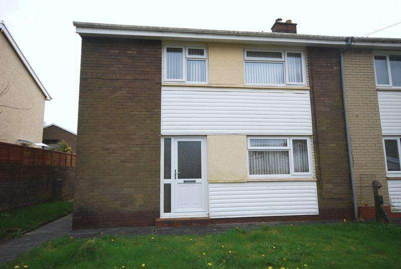 3 Bedrooms Semi Detached House for sale in 54 Woodland Road, Crynant, Neath, SA10 8RH