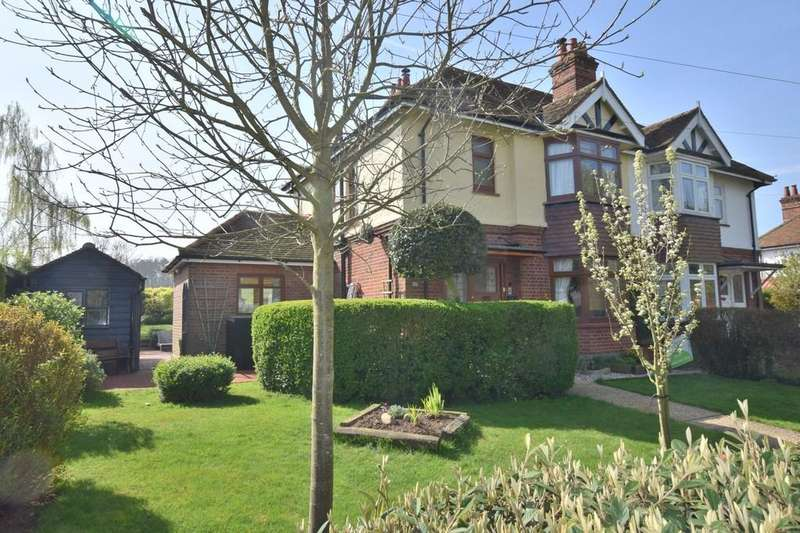 3 Bedrooms Semi Detached House for sale in Skye Hall Hill, Boxted