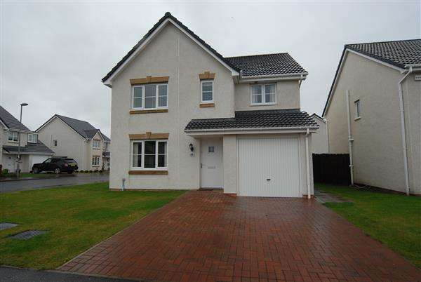 4 Bedrooms Detached House for sale in Graham Avenue, Stevenston