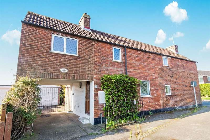 3 Bedrooms Detached House for sale in Water Lane, North Hykeham, Lincoln, LN6