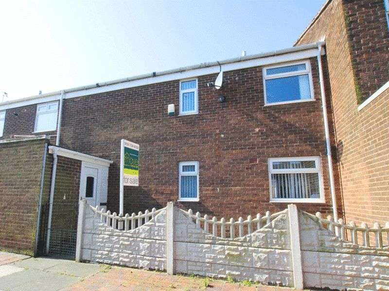 3 Bedrooms Terraced House for sale in Crosfield Walk, Kensington, Liverpool, L7