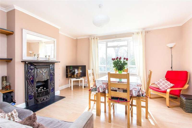2 Bedrooms Flat for sale in Eric Fletcher Court, Essex Road, London, N1