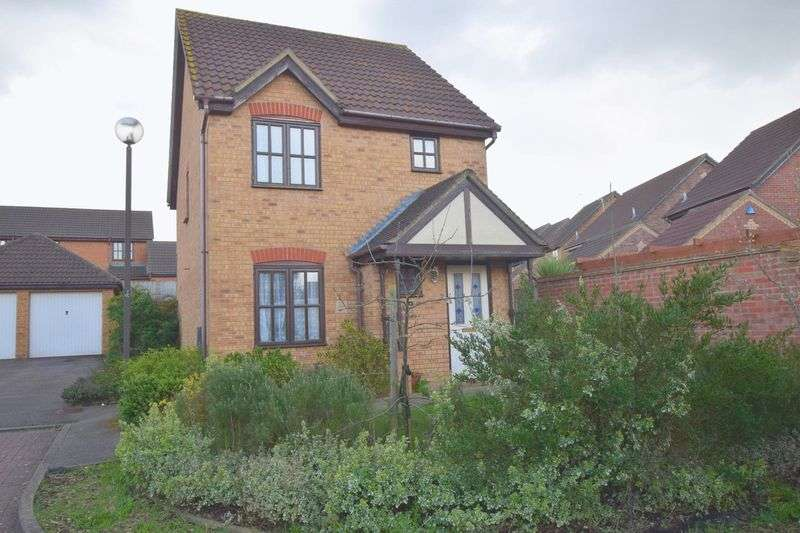 3 Bedrooms Detached House for sale in Gratton Court, Milton Keynes