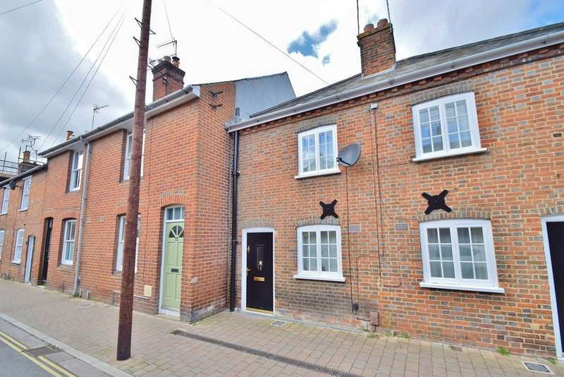 1 Bedroom Terraced House for sale in Winchester